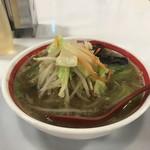 ちゃんぽん亭総本家 - 料理写真:ミニチャンポン