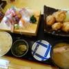 磯人 - 料理写真:生ホタテフライ定食