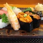 玄海鮨 - 松にぎり  メイン
