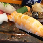 玄海鮨 - エビです