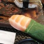 玄海鮨 - サーモントロです