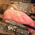 玄海鮨 - トロです