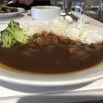 92287979 - 野菜カレー(大盛り)
