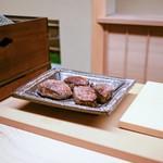 道人 - 三嶋亭のフィレ肉
