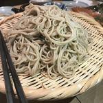 十米 越後の地酒×熟成豚 - 蕎麦もきた!