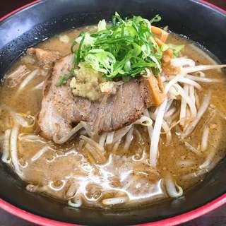 麺屋 玄 - 料理写真:味噌ら〜めん