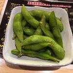 立ち呑みラッキー - 枝豆
