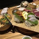長州酒場 魚有 - 刺盛