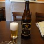 92292548 - 中瓶ビール