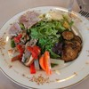 トラットリア オッティモ - 料理写真:特製サラダ