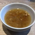 92295172 - スープ美味しい