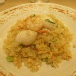 海キッチン キノサキ - 料理写真:海鮮炒飯