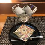 玄海鮨 - ロールチョコアイス
