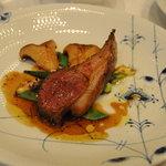 アロマフレスカ 博多 - 本日の肉料理