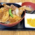 築地銀だこハイボール酒場 - 料理写真:豚丼580円