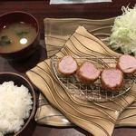 epais - 三元豚 ヘレカツ(1,000円)
