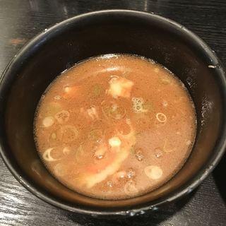 大勝軒 まるいち 大宮店 - つけ麺のつけ汁。 旨し。