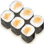 すしざんまい - 納豆巻 1個220円(税別)