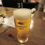 芳べえ - 生ビール