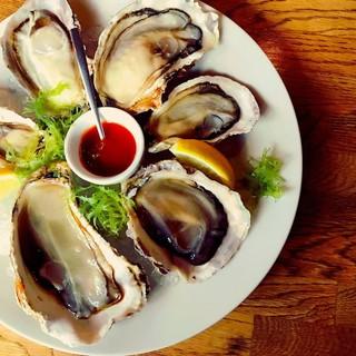 ≪オイスター≫全国各地の新鮮な牡蠣を銀座で!1P430円~