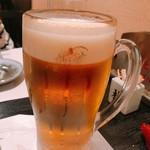 だい人 - 生ビール