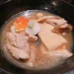 だい人 - 加賀郷土料理 カモ治部煮 700円