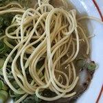 長浜屋台 やまちゃん - 大好きな細パツ麺
