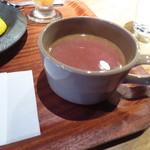 肉ばたけ - 季節の野菜スープ