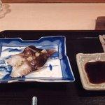 鮨処 ふか川 - とり貝