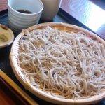 コミュニティレストラン 庵ひろ - 二八蕎麦