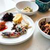松山全日空ホテル - 料理写真:相方のマイ日替り朝定食