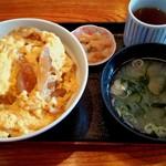 風月食堂 - 料理写真:正しいカツ丼の図