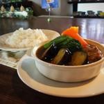 ツーサム - 野菜たっぷりスープカレー