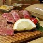 五臓六腑 - 和牛ステーキ1
