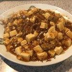 まんみ - 料理写真:【2018.9.1】麻婆炒麺(マーボー焼きそば)820円