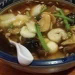 92318986 - ランチ広東麺¥800+税