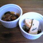 pasta dining Aria -