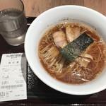 カドヤ食堂 - 中華そば(500円)