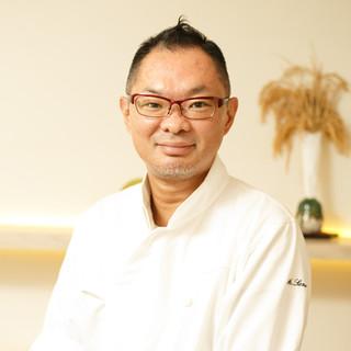 佐野昌之氏(サノマサユキ)─季節に思いを巡らす和懐石