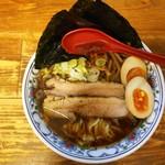 92322324 - 特製醤油(麺大盛)