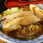 92322325 - 特製醤油(麺大盛)