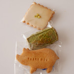 キュイソン ルカ - 焼き菓子たち