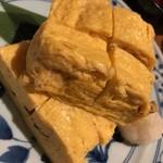 目黒川魚金 - 出汁巻き玉子焼き