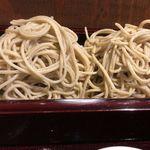 蕎麦切り さとう - 10割蕎麦。そば切りさとう(安城市)食彩品館.jp撮影