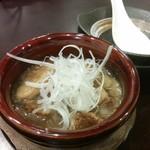 和酒菜 なかがわ - 牛スジの煮込み さっぱりに変わってうれしい(*´ー`*)