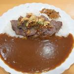 柿安イートイン - 黒毛和牛牛肉カレー