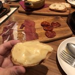 タパスブランコ - なめらかチーズマッシュポテト