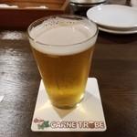 CarneTribe second クラフトビアバー - TOKYO隅田川ブルーイング ケルシュスタイル250ml