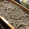 椿寿庵  - 料理写真:【もりそば 大盛(板そば)…1,080円】2018/8