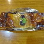 モンタンヴェール - 料理写真:ブルーベリーパイ